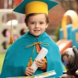 Little Lambs Preschool Graduation